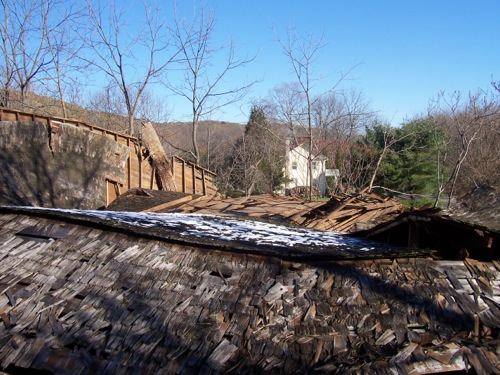Blog Round Barn Demise Vacant New Jersey