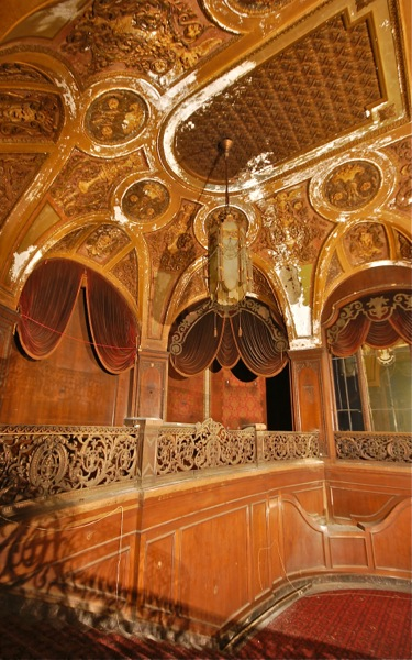 Location Loew S Kings Theater Vacant New Jersey